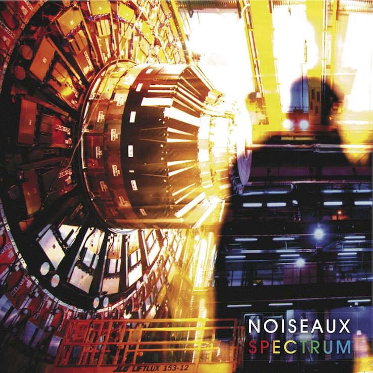 NOISEAUX_SPECTRUM_Albumcover